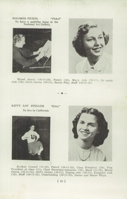 Page 15, 1949 Edition, Upper Leacock High School - Leolette Yearbook (Leola, PA) online yearbook collection