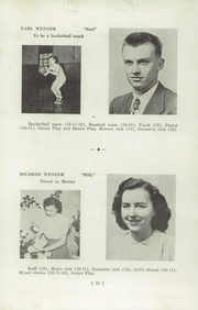 Page 17, 1949 Edition, Upper Leacock High School - Leolette Yearbook (Leola, PA) online yearbook collection