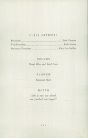 Page 6, 1949 Edition, Upper Leacock High School - Leolette Yearbook (Leola, PA) online yearbook collection