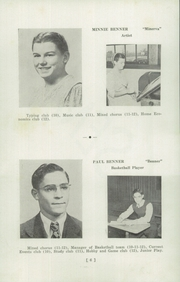 Page 8, 1949 Edition, Upper Leacock High School - Leolette Yearbook (Leola, PA) online yearbook collection
