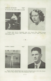 Page 9, 1949 Edition, Upper Leacock High School - Leolette Yearbook (Leola, PA) online yearbook collection