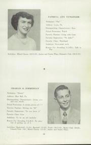 Page 15, 1952 Edition, Upper Leacock High School - Leolette Yearbook (Leola, PA) online yearbook collection