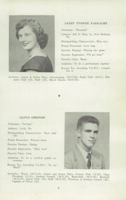 Page 5, 1952 Edition, Upper Leacock High School - Leolette Yearbook (Leola, PA) online yearbook collection
