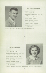 Page 6, 1952 Edition, Upper Leacock High School - Leolette Yearbook (Leola, PA) online yearbook collection