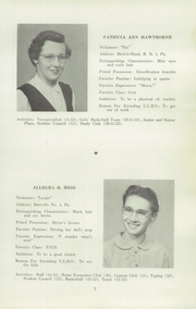 Page 7, 1952 Edition, Upper Leacock High School - Leolette Yearbook (Leola, PA) online yearbook collection