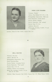 Page 8, 1952 Edition, Upper Leacock High School - Leolette Yearbook (Leola, PA) online yearbook collection