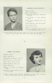 Page 9, 1952 Edition, Upper Leacock High School - Leolette Yearbook (Leola, PA) online yearbook collection