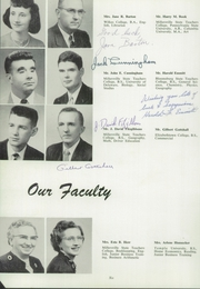 Page 8, 1957 Edition, Upper Leacock High School - Leolette Yearbook (Leola, PA) online yearbook collection