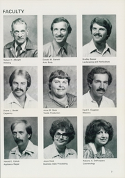 Page 11, 1981 Edition, Franklin County Vocational Technical School - Yearbook (Chambersburg, PA) online yearbook collection