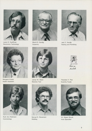 Page 13, 1981 Edition, Franklin County Vocational Technical School - Yearbook (Chambersburg, PA) online yearbook collection