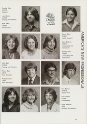 Page 17, 1981 Edition, Franklin County Vocational Technical School - Yearbook (Chambersburg, PA) online yearbook collection