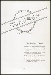Page 13, 1943 Edition, Black Creek High School - Laurel Yearbook (Rock Glen, PA) online yearbook collection