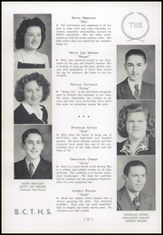 Page 14, 1943 Edition, Black Creek High School - Laurel Yearbook (Rock Glen, PA) online yearbook collection