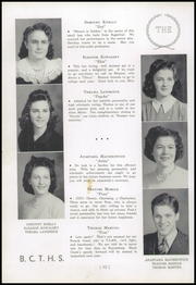 Page 16, 1943 Edition, Black Creek High School - Laurel Yearbook (Rock Glen, PA) online yearbook collection