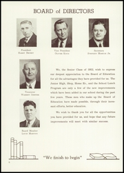 Page 10, 1952 Edition, Black Creek High School - Laurel Yearbook (Rock Glen, PA) online yearbook collection