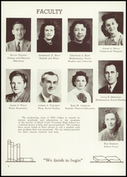 Page 12, 1952 Edition, Black Creek High School - Laurel Yearbook (Rock Glen, PA) online yearbook collection