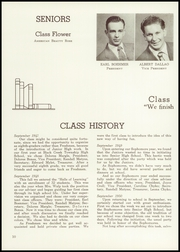 Page 14, 1952 Edition, Black Creek High School - Laurel Yearbook (Rock Glen, PA) online yearbook collection