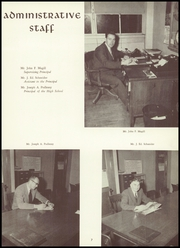 Page 11, 1955 Edition, Black Creek High School - Laurel Yearbook (Rock Glen, PA) online yearbook collection