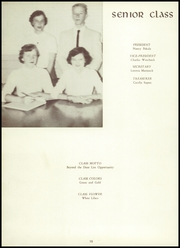 Page 14, 1955 Edition, Black Creek High School - Laurel Yearbook (Rock Glen, PA) online yearbook collection