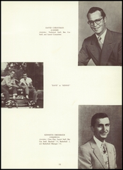 Page 15, 1955 Edition, Black Creek High School - Laurel Yearbook (Rock Glen, PA) online yearbook collection
