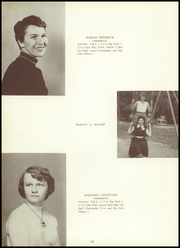 Page 16, 1955 Edition, Black Creek High School - Laurel Yearbook (Rock Glen, PA) online yearbook collection