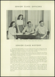 Page 12, 1948 Edition, Sligo High School - Black Diamond Yearbook (Sligo, PA) online yearbook collection