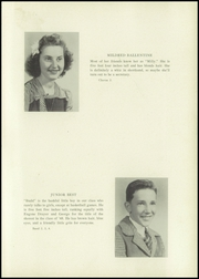 Page 13, 1948 Edition, Sligo High School - Black Diamond Yearbook (Sligo, PA) online yearbook collection