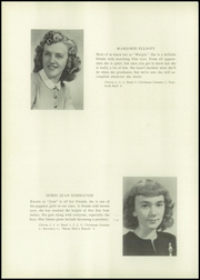 Page 16, 1948 Edition, Sligo High School - Black Diamond Yearbook (Sligo, PA) online yearbook collection