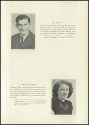 Page 17, 1948 Edition, Sligo High School - Black Diamond Yearbook (Sligo, PA) online yearbook collection