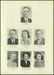 Page 9, 1948 Edition, Sligo High School - Black Diamond Yearbook (Sligo, PA) online yearbook collection