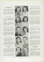 Page 15, 1946 Edition, Kingtson Township High School - Triton Yearbook (Trucksville, PA) online yearbook collection