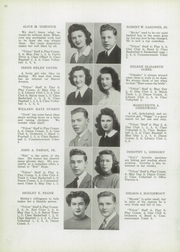 Page 16, 1946 Edition, Kingtson Township High School - Triton Yearbook (Trucksville, PA) online yearbook collection