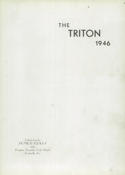 Page 7, 1946 Edition, Kingtson Township High School - Triton Yearbook (Trucksville, PA) online yearbook collection