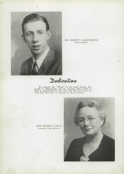 Page 8, 1946 Edition, Kingtson Township High School - Triton Yearbook (Trucksville, PA) online yearbook collection