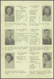 Page 8, 1948 Edition, Newton Ransom High School - Beacon Yearbook (Clarks Summit, PA) online yearbook collection