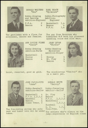 Page 9, 1948 Edition, Newton Ransom High School - Beacon Yearbook (Clarks Summit, PA) online yearbook collection