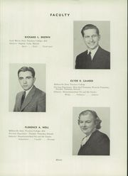Page 15, 1946 Edition, Paradise Township High School - Tanawan Yearbook (Paradise, PA) online yearbook collection