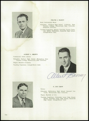 Page 14, 1956 Edition, Armagh Brown Joint High School - Logan Log Yearbook (Reedsville, PA) online yearbook collection
