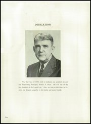 Page 8, 1956 Edition, Armagh Brown Joint High School - Logan Log Yearbook (Reedsville, PA) online yearbook collection
