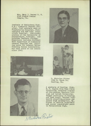 Page 12, 1954 Edition, Wernersville High School - Chieftain Yearbook (Wernersville, PA) online yearbook collection
