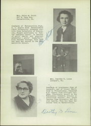 Page 16, 1954 Edition, Wernersville High School - Chieftain Yearbook (Wernersville, PA) online yearbook collection