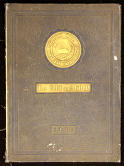 1931 Edition, Derry Township High School - L Histoire Yearbook (Yeagertown, PA)