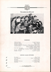 Page 10, 1943 Edition, Derry Township High School - L Histoire Yearbook (Yeagertown, PA) online yearbook collection
