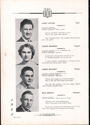 Page 16, 1943 Edition, Derry Township High School - L Histoire Yearbook (Yeagertown, PA) online yearbook collection