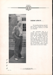 Page 6, 1943 Edition, Derry Township High School - L Histoire Yearbook (Yeagertown, PA) online yearbook collection
