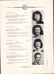 Page 13, 1945 Edition, Derry Township High School - L Histoire Yearbook (Yeagertown, PA) online yearbook collection
