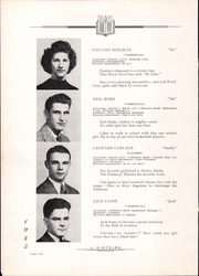 Page 14, 1945 Edition, Derry Township High School - L Histoire Yearbook (Yeagertown, PA) online yearbook collection