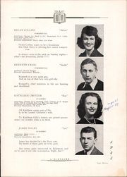 Page 15, 1945 Edition, Derry Township High School - L Histoire Yearbook (Yeagertown, PA) online yearbook collection