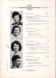 Page 16, 1945 Edition, Derry Township High School - L Histoire Yearbook (Yeagertown, PA) online yearbook collection