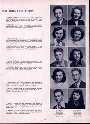 Page 17, 1946 Edition, Derry Township High School - L Histoire Yearbook (Yeagertown, PA) online yearbook collection
